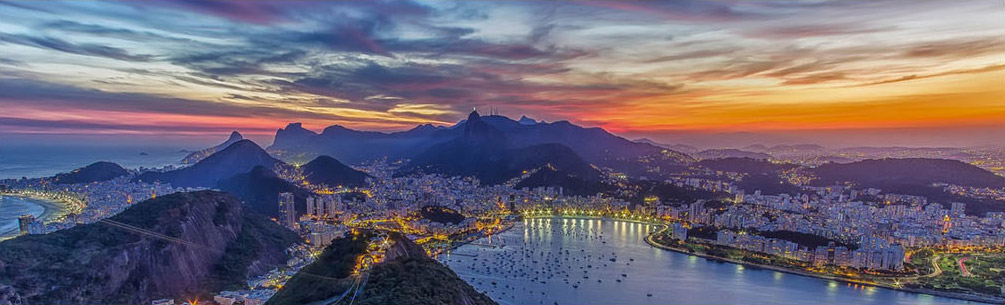 Rio as capital of Brazil