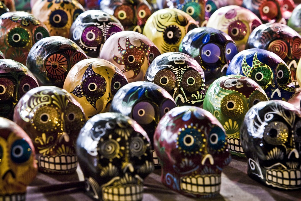 Join The Day Of The Dead Celebrations In Mexico City