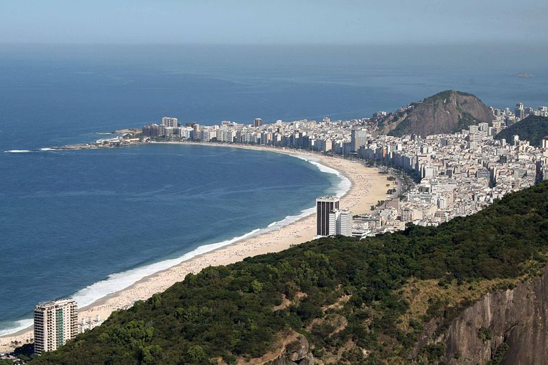 Free Walking Tour Rio Copacabana