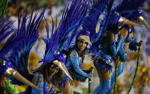 Thumbnail for Party time! Rio's Carnival Kicks Off
