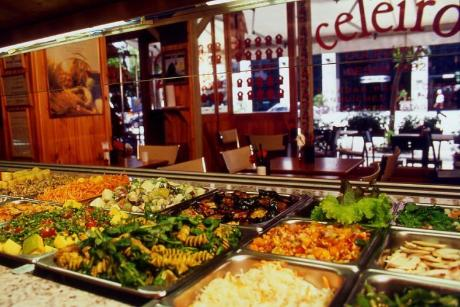 Opened In 1982 Celeiro Is Much More Than A Kilo Restaurant It S Health Food Meeting Point And Reference Rio De Janeiro Lifestyle