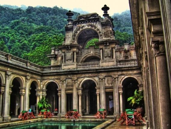 Parque Lage1