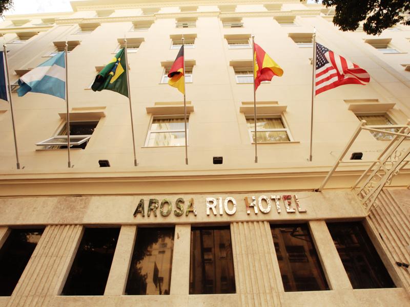 Credit: Arosa Rio Hotel