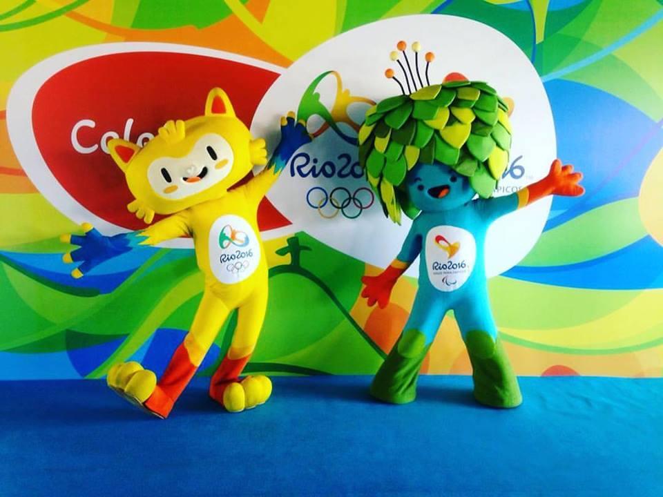 Rio Olympics 2016 Mascots  Rio de Janeiro Blog
