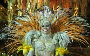 Thumbnail for Get ready for the spectacular Rio Carnival