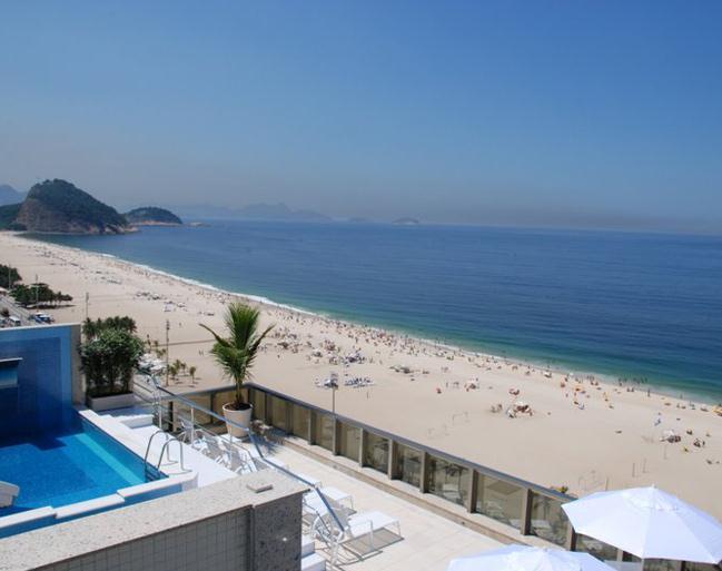 Credits- Hotel Astoria Palace, Rio de Janeiro