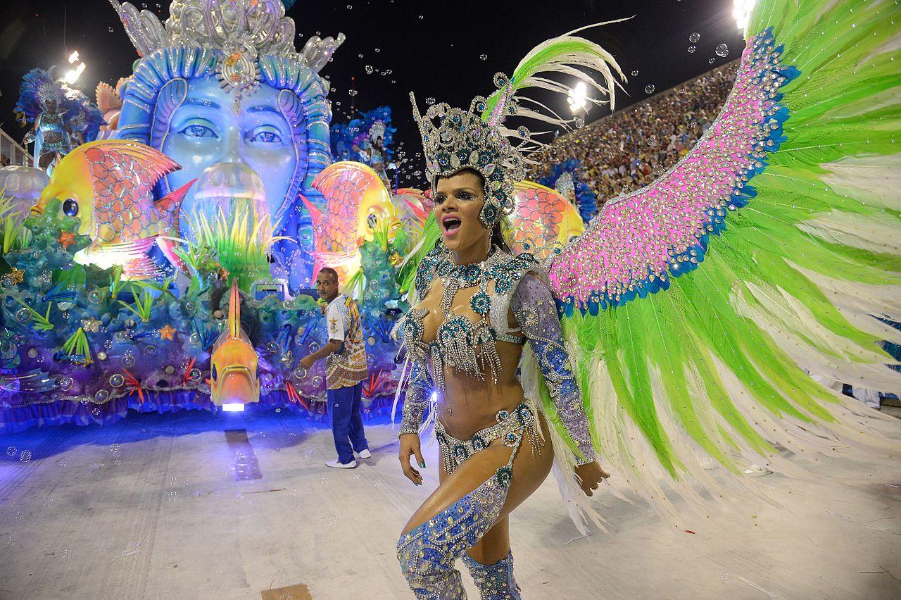 City of Samba: Ideal place to 'feel' Samba - Rio de Janeiro Blog