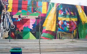 Thumbnail for Admire the World's Largest Street Art Mural in Rio