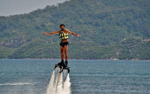 Thumbnail for Have a Fun-Time Flyboarding in Rio de Janeiro