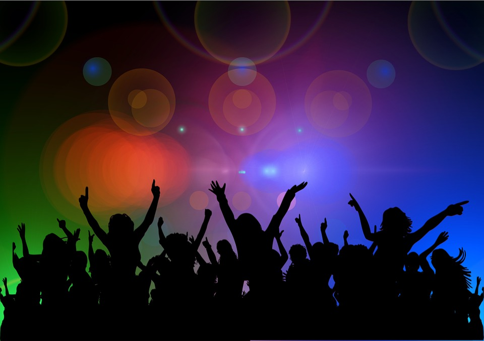 Party and dance