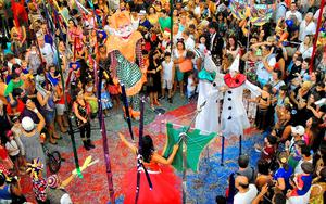 Thumbnail for Street Parties in Rio's 2019 Carnival