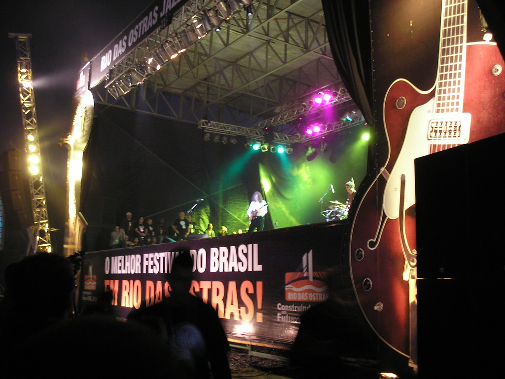 Rio das Ostras Jazz & Blues Festival