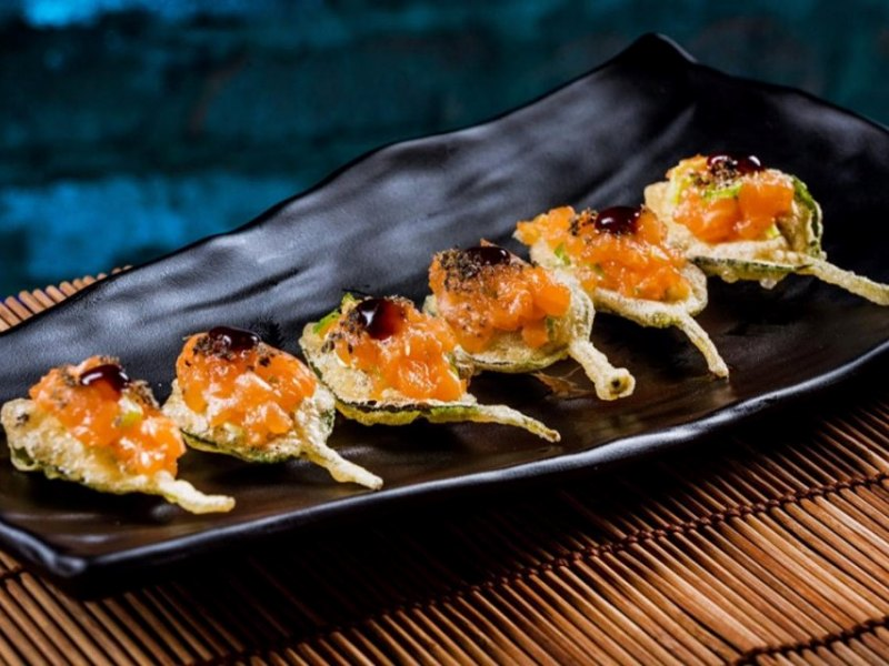 Try Out Sushi At The Top Japanese Restaurants In Rio Rio